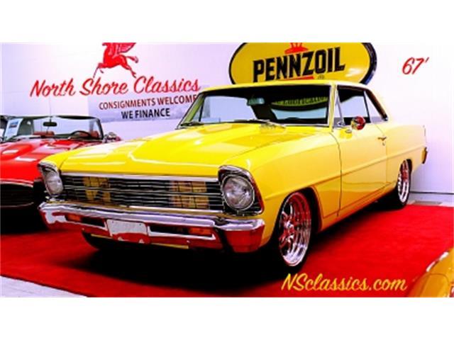 1967 Chevrolet Nova | 741220