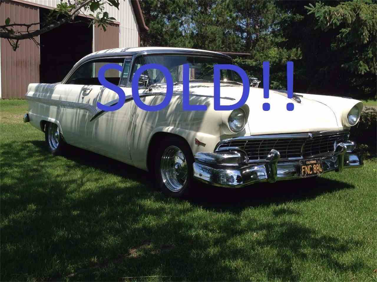 1956 ford fairlane for sale cc 740144. Black Bedroom Furniture Sets. Home Design Ideas