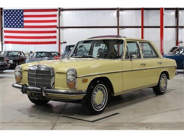 1973 Mercedes-Benz 220 | 740177