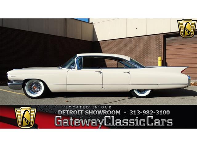 1960 Cadillac Series 62 | 741799