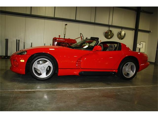 1999 Dodge Viper | 741813