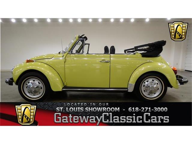 1974 Volkswagen Super Beetle   741814
