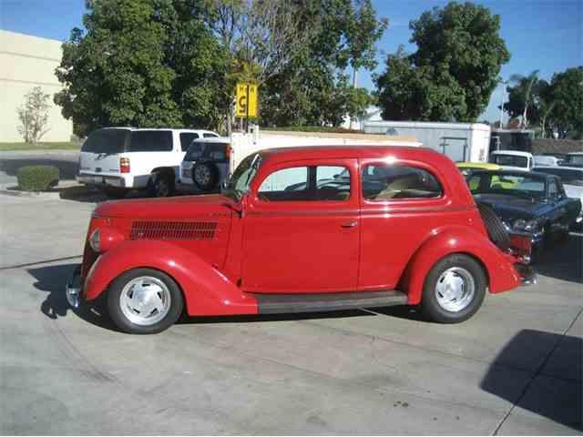 1936 Ford 2-Dr Sedan | 741819