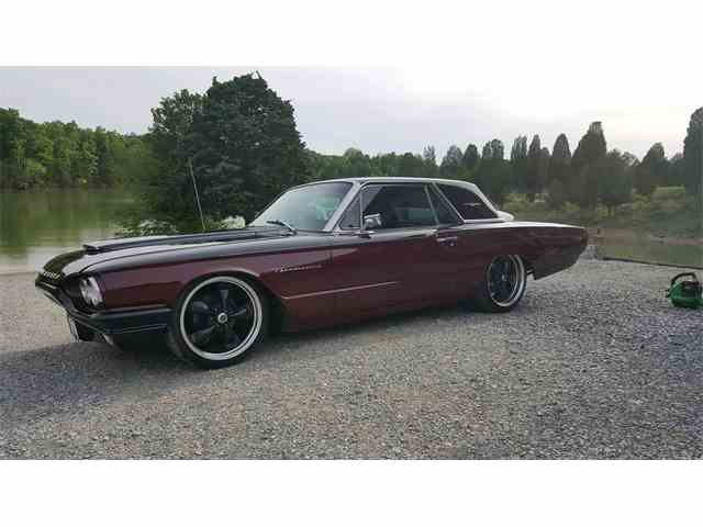 1964 Ford Thunderbird | 741828