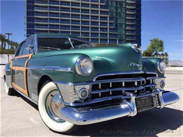 1950 Chrysler Newport Town & Country | 740184