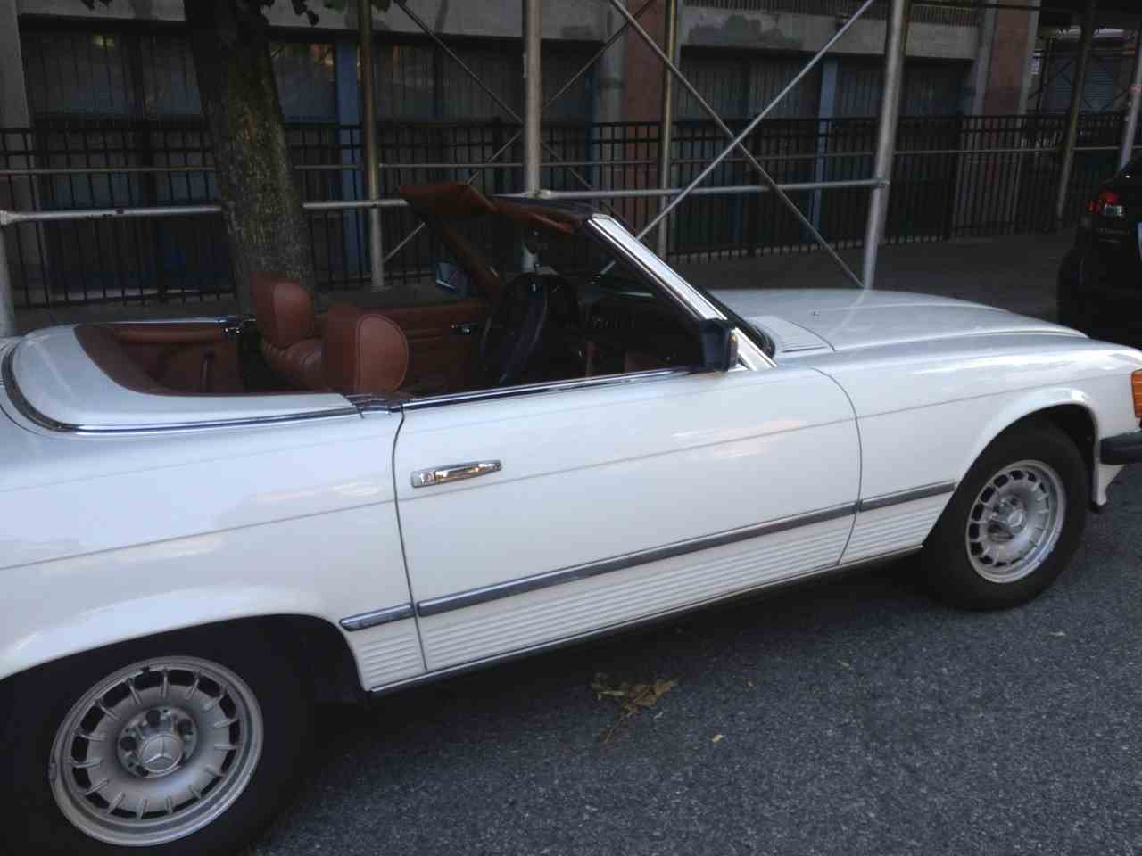 1981 mercedes benz sl380 for sale cc for Mercedes benz of brooklyn new york