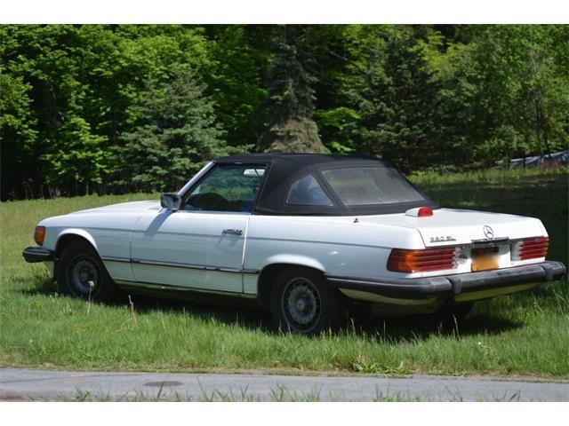 1981 Mercedes-Benz SL380 | 741926