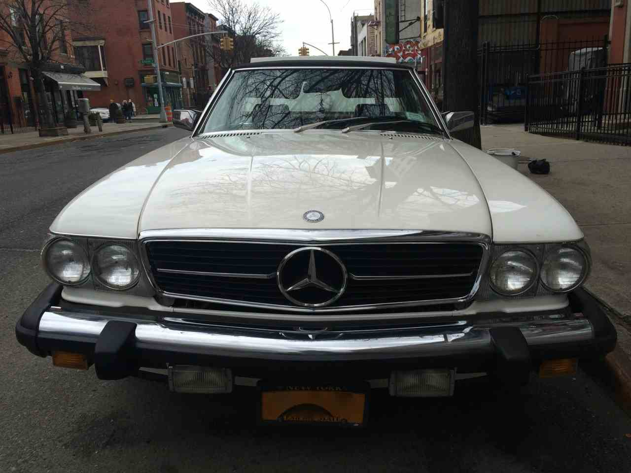 1981 mercedes benz sl380 for sale cc for Mercedes benz of brooklyn ny