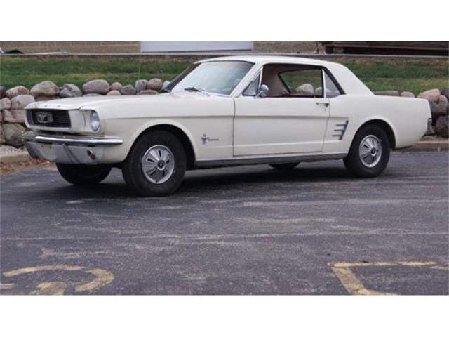 1966 Ford Mustang | 741944