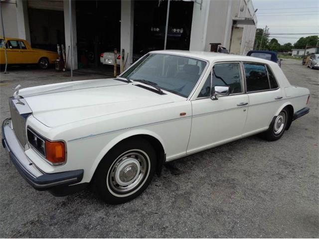 1987 Rolls-Royce Silver Spirit | 741953