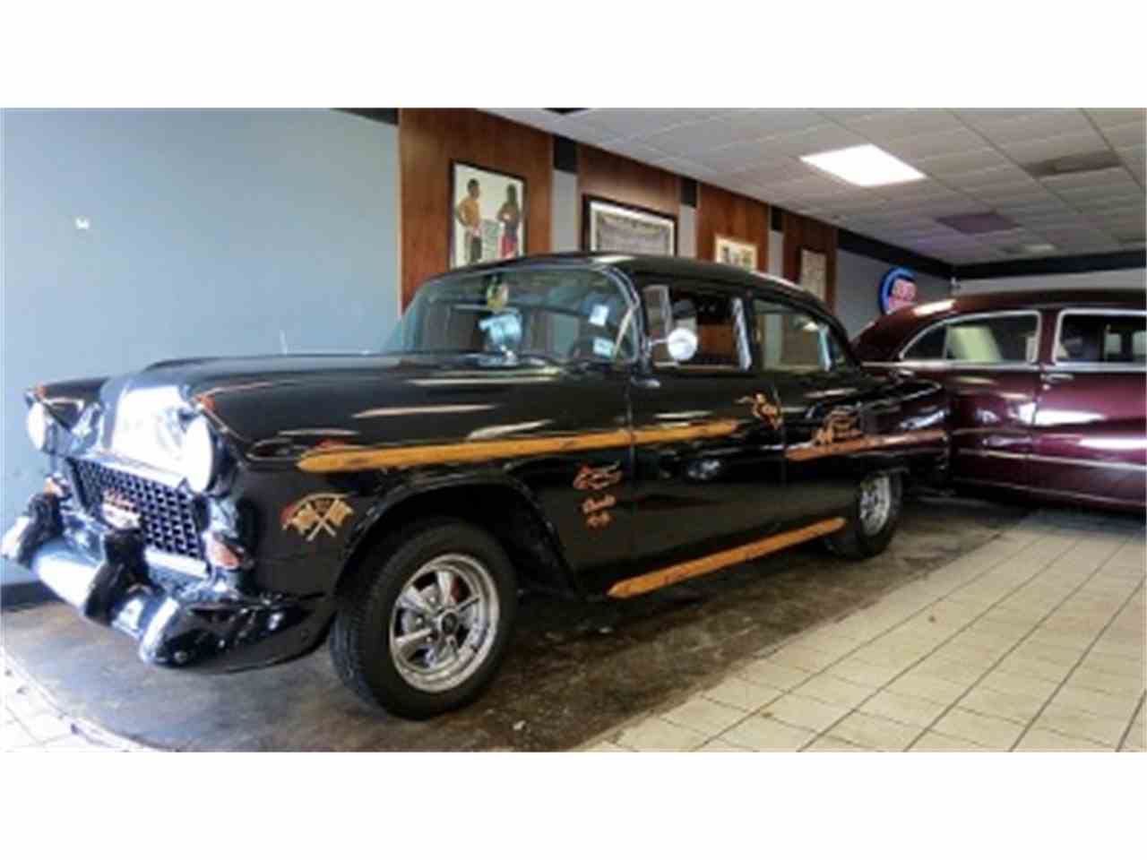 Large Picture of Classic '55 Chevrolet Bel Air located in Miami Florida - $22,500.00 Offered by Sobe Classics - FWI0