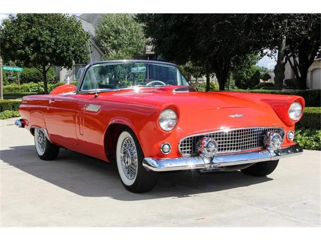 1956 Ford Thunderbird | 742004