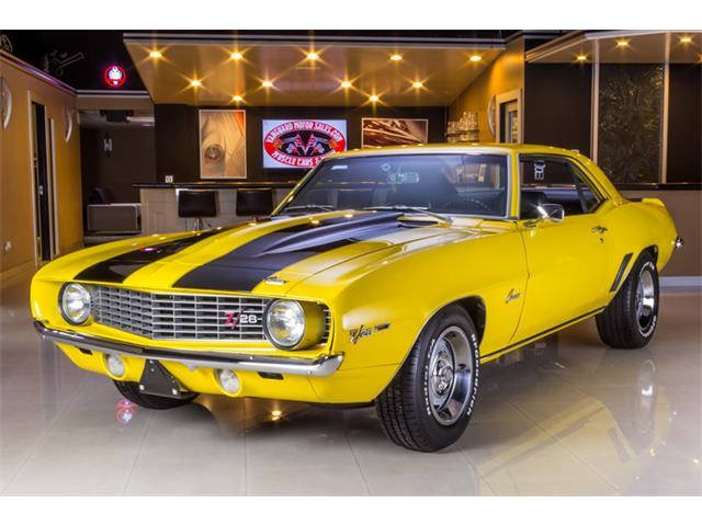 1969 Chevrolet Camaro | 742006