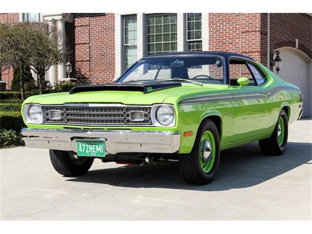 1973 Plymouth Duster | 742011
