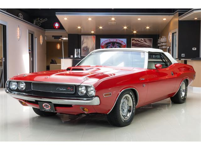 1970 Dodge Challenger 426 Hemi Convertible R/T Recreation | 742015