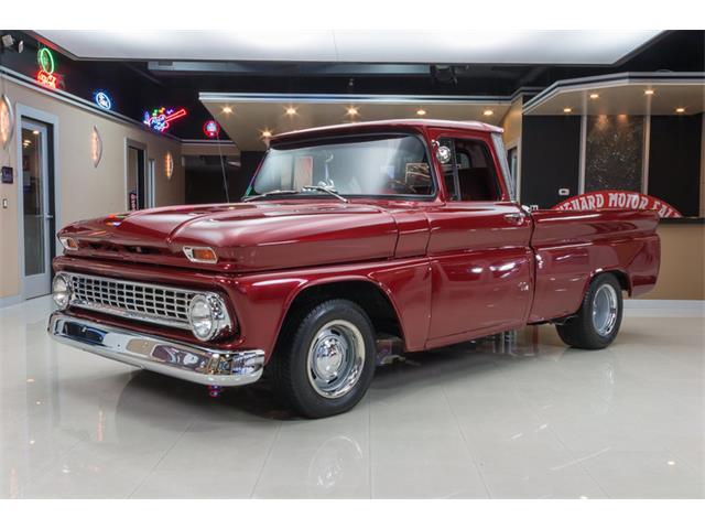 1963 Chevrolet C/K 10 | 742035