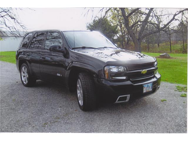 2008 Chevrolet Trailblazer | 742037