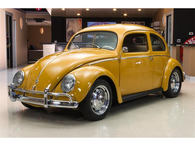1956 Volkswagen Beetle | 742041