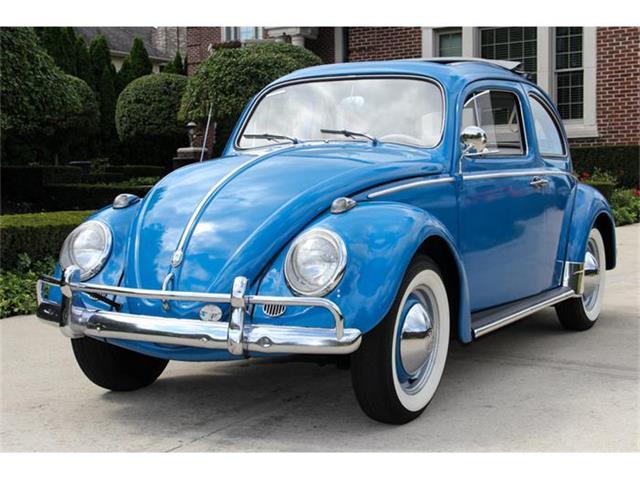 1960 Volkswagen Beetle | 742053