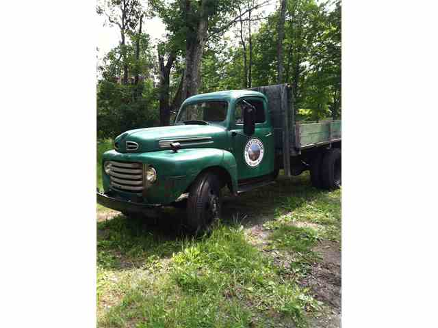 1948 Ford F6 | 742059