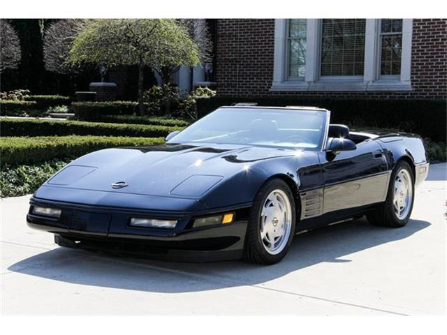 1992 Chevrolet Corvette | 742064
