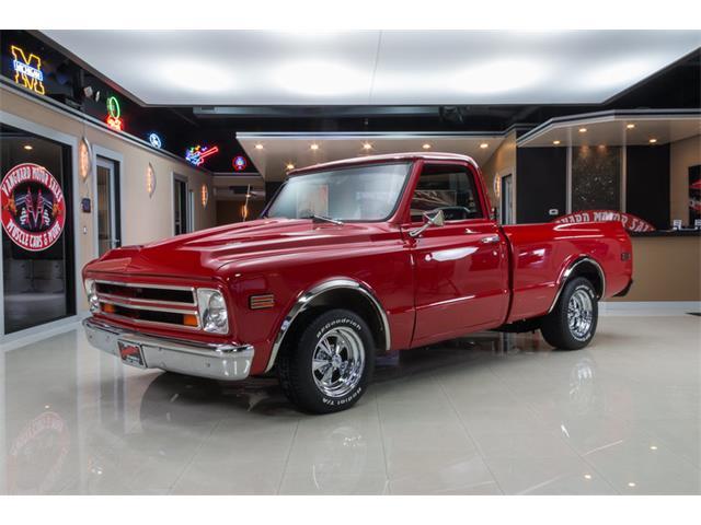 1968 Chevrolet C/K 10 | 742068