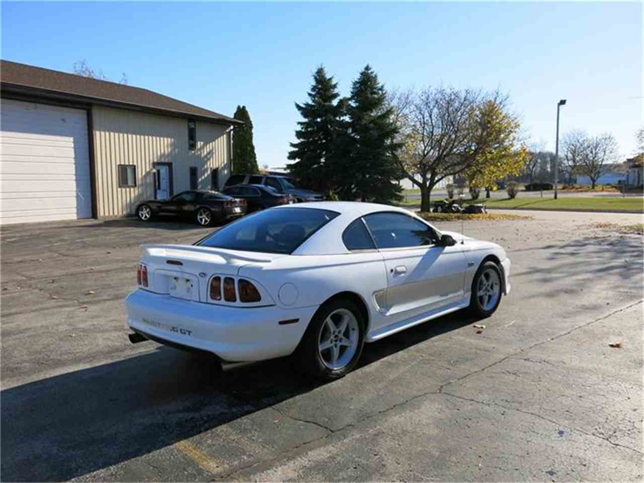 1996 ford mustang gt for sale cc 742094. Black Bedroom Furniture Sets. Home Design Ideas