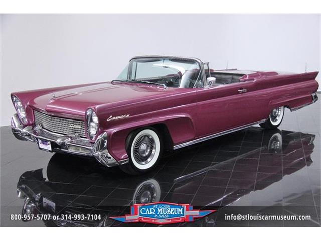 1958 Lincoln Continental Mark III Convertible | 740227