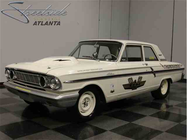 1964 Ford Fairlane Thunderbolt Tribute | 740228