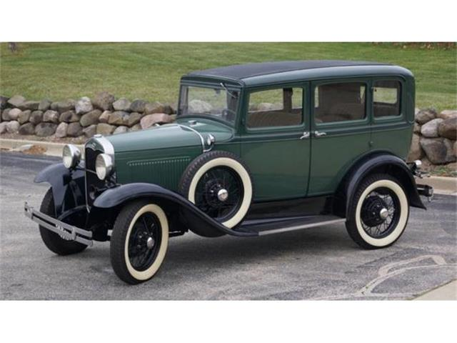 1931 Ford Model A | 742332