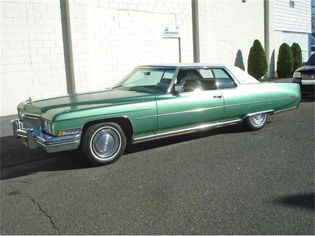 1973 Cadillac DeVille | 742359