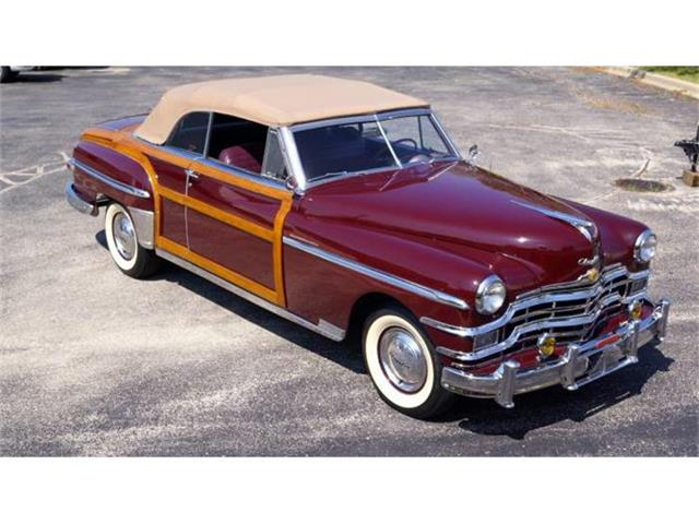 1949 Chrysler Town & Country | 742362