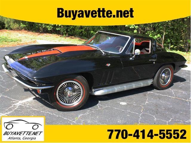 1965 Chevrolet Corvette | 742366