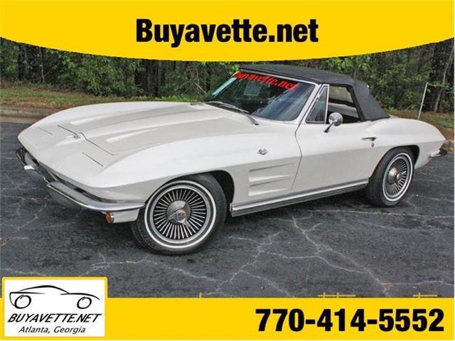 1964 Chevrolet Corvette | 742382
