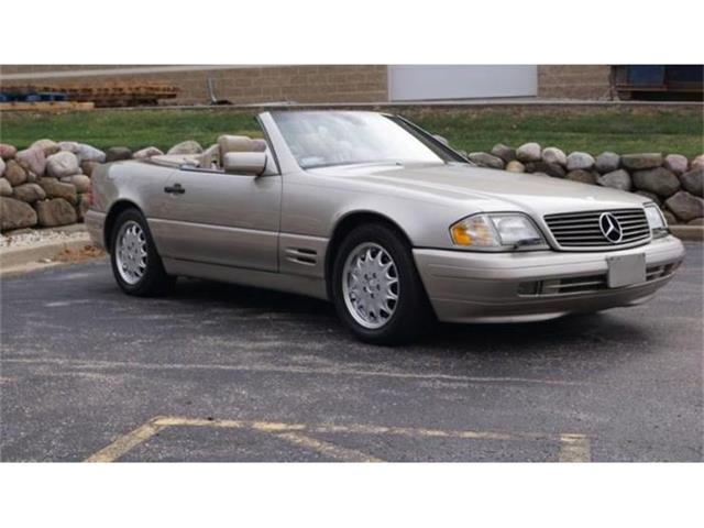 1998 Mercedes-Benz 500SL | 742397