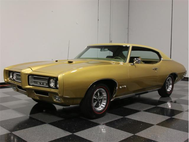 1969 Pontiac GTO | 740240
