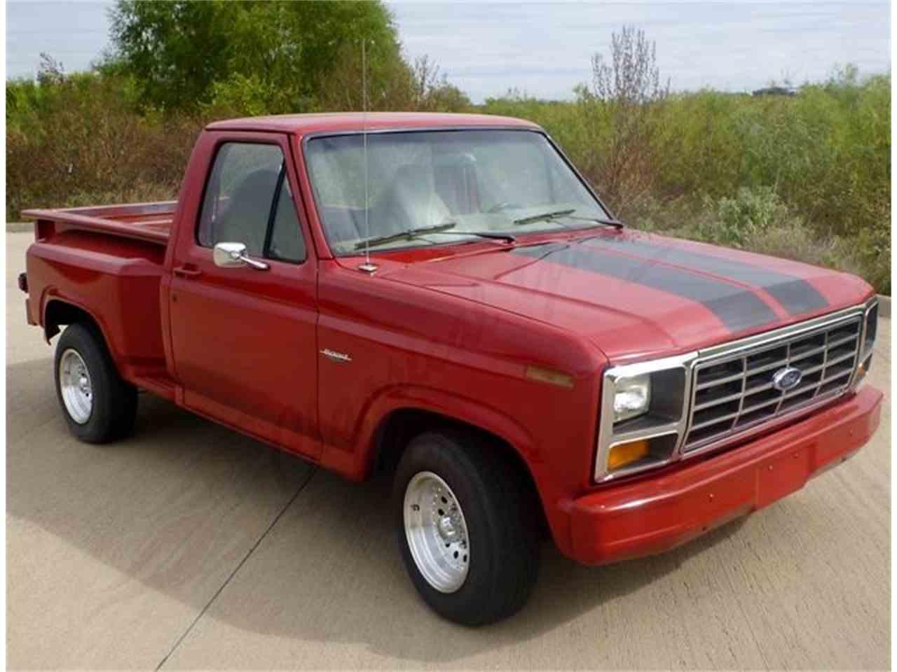 1982 ford pickup for sale cc 742400. Black Bedroom Furniture Sets. Home Design Ideas