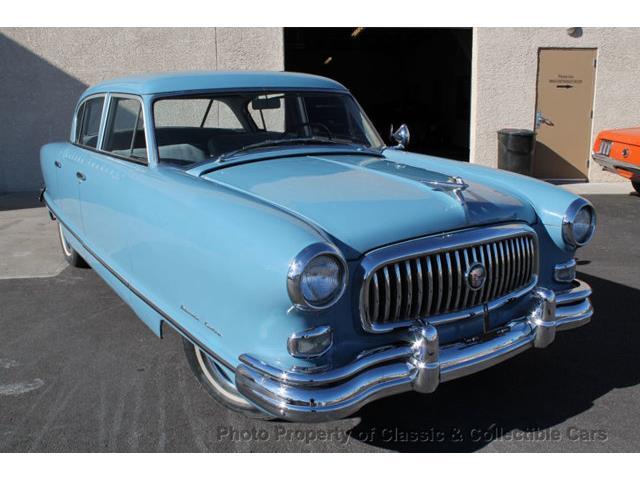 1952 Nash Ambassador | 742405