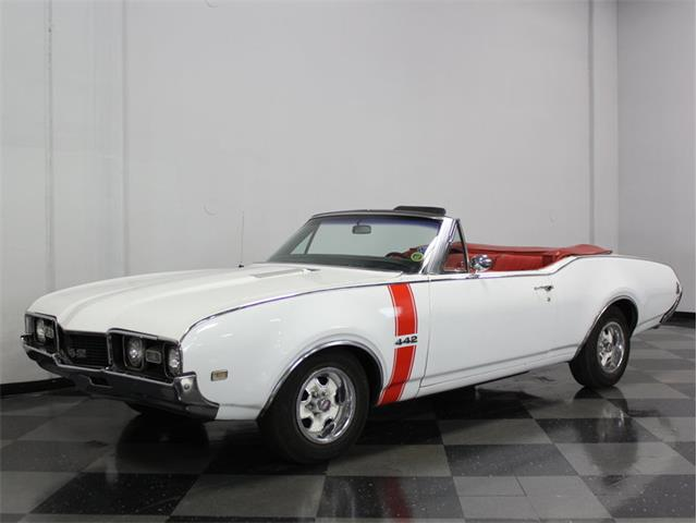1968 Oldsmobile Cutlass 442 Tribute | 740241