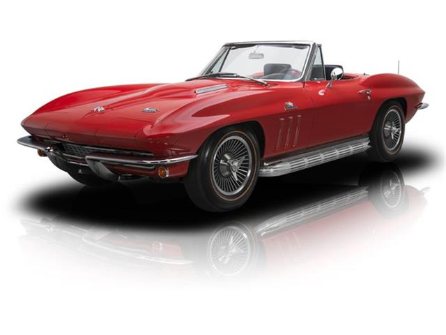 1966 Chevrolet Corvette Stingray | 742412