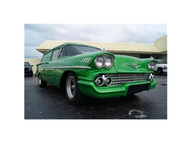 1958 Chevrolet Station Wagon | 740242