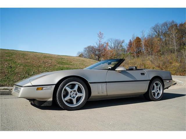 1987 Chevrolet Corvette | 742422