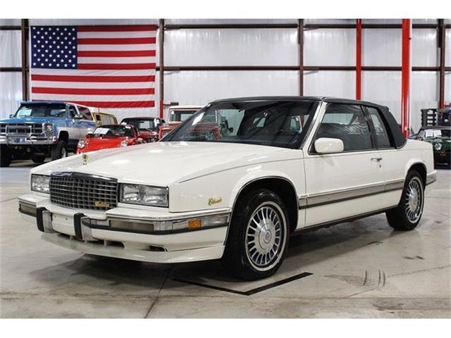 1991 Cadillac Eldorado | 742460