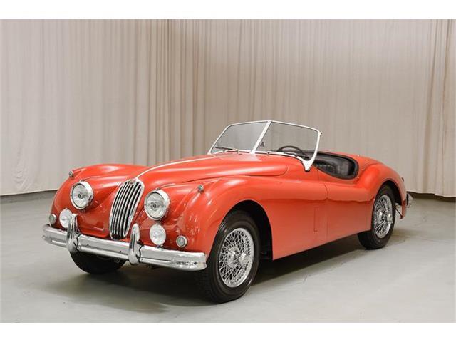 1957 Jaguar XK140 | 742472