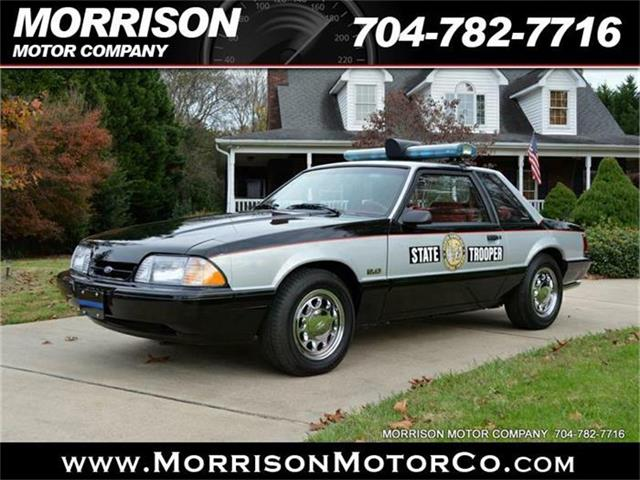 1992 Ford Mustang | 742493