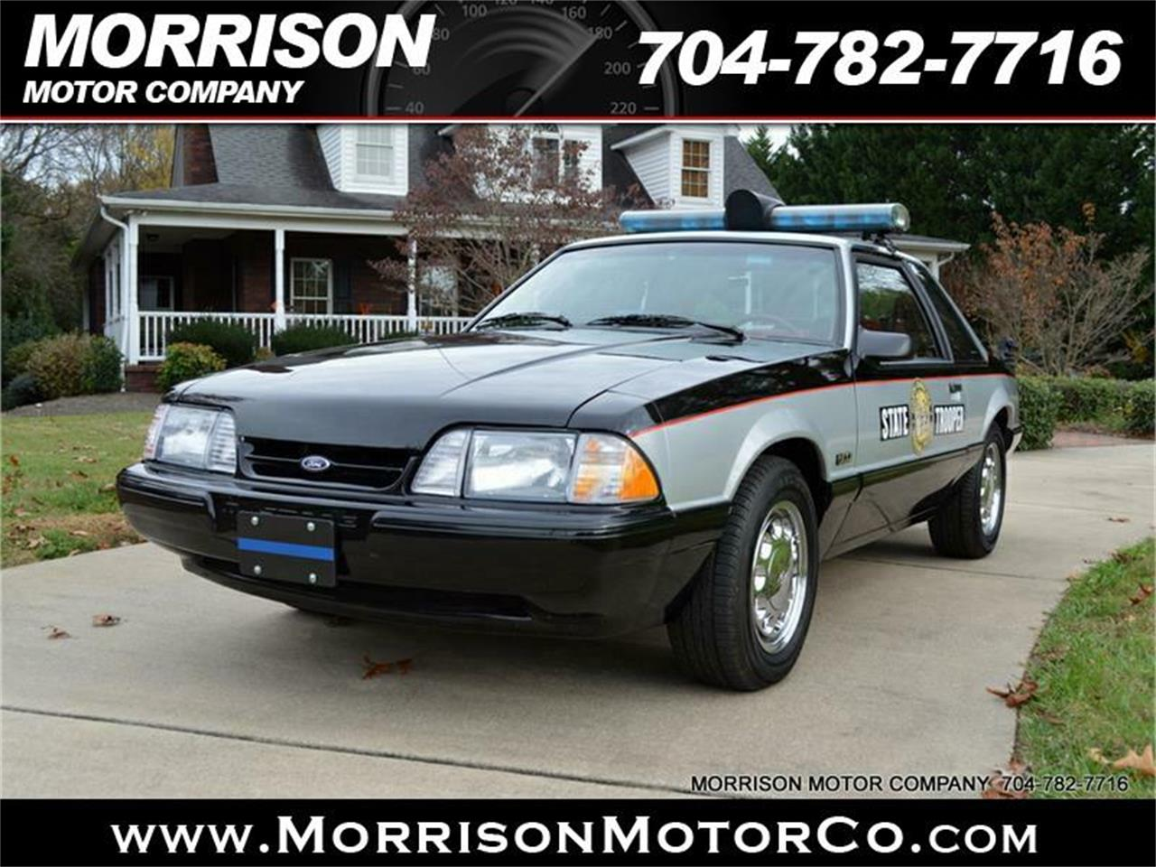 1992 Ford Mustang For Sale Cc 742493