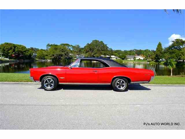 1966 Pontiac GTO | 742501