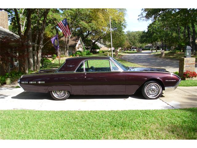 1962 Ford Thunderbird | 740251