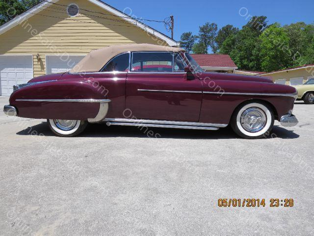 1950 Oldsmobile Futuramic 88 | 742546