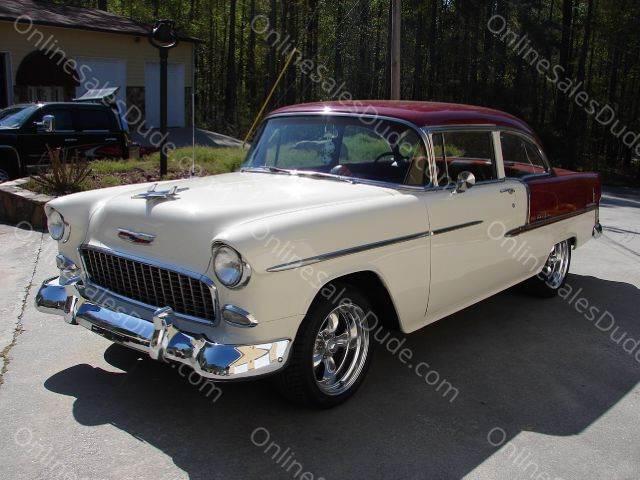 1955 Chevrolet Bel Air | 742547